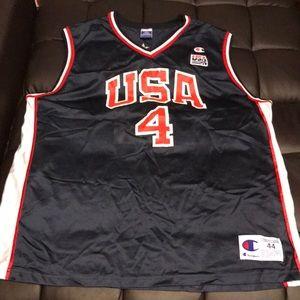 USA basketball jersey